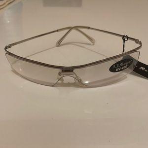 NWT A J Morgan Sunglasses • UV400• never worn